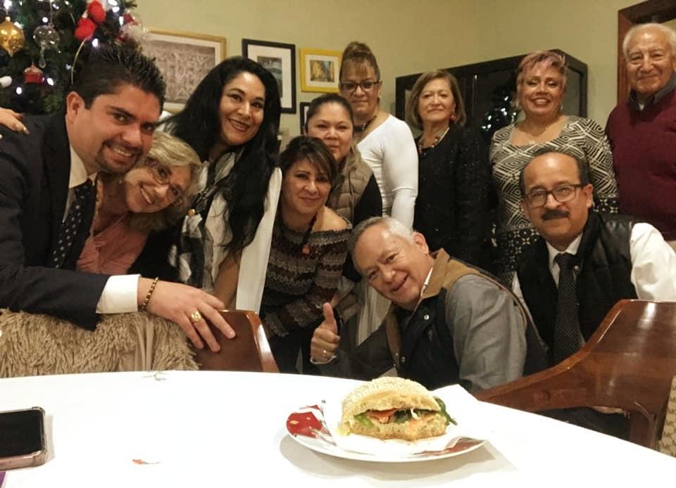 Rosca de Reyes- Club Rotario