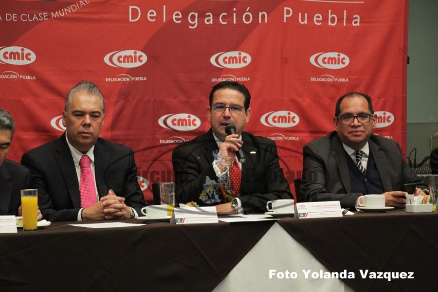 Durante el 2019 y principios de este 2020 se perdieron cerca de mil empleos en empresas afiliadas a CMIC: Hector Sanches Morales