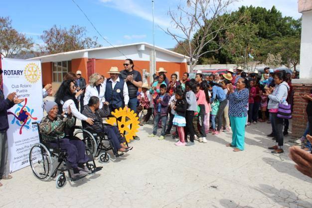 Club Rotario Puebla Diamante- JORNADA DE SALUD VISUAL GRATUITA