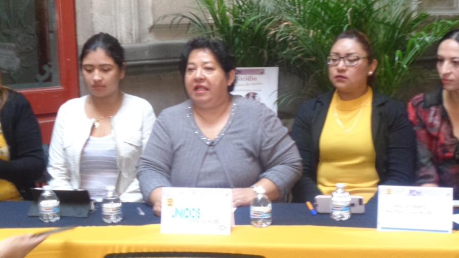 Propone ADN del PRD siete puntos al Gobierno estatalpara prevenir la violencia contra mujeres y niñas