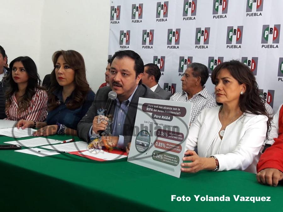 El PRI se recupera según mediciones y con ello repunta: Américo Zúñiga