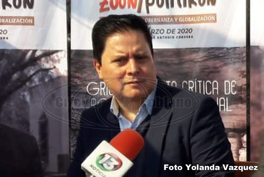 En los partidos hay una grandescomposiciónlo que estaprovocandouna desbandada de militantes y no haycredibilidaden ellos incluida Morena