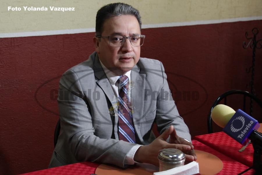 El titular del Ejecutivo señalo que el Fiscal seria un Poblano y espero que así sea: Guadalupe Gonzales Vargas