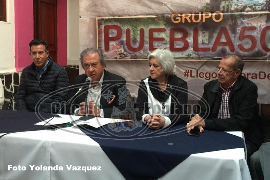 Agua un derecho de todos por lo que la privatización de esta fueuna medida simplista: Leopoldo de Lara.
