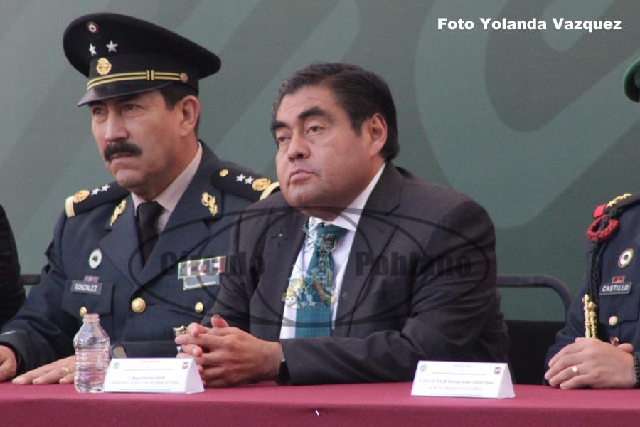 Se tienen Identificados presuntos responsables del feminicidio de la niña de 14 años encontrada en Zihuatehutla: Luis Miguel Barbosa