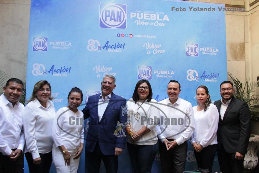 La presidenta del PAN Genoveva Huerta Villegasavala que sea investigado el ex Fiscal Víctor Carranca Bourget por omisiones en investigaciones de feminicidios