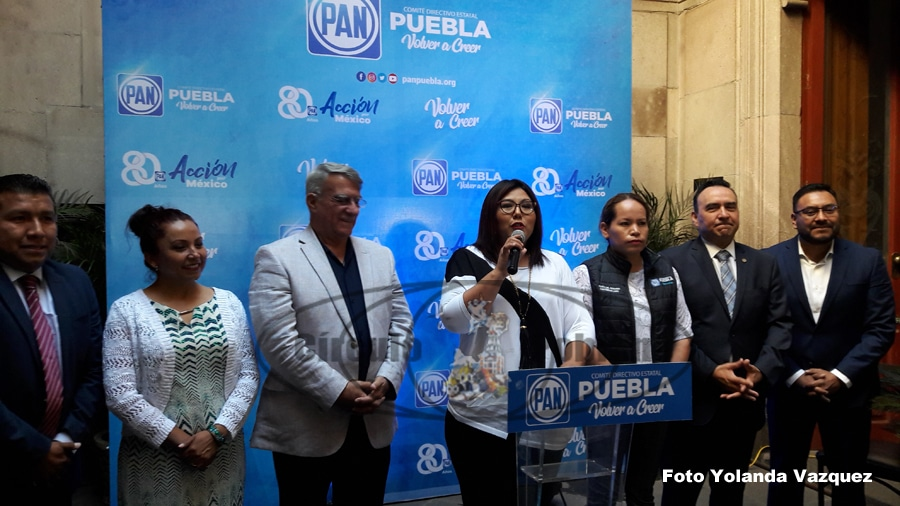 Dirigente del PANpide a los tres niveles de Gobierno realizar un Plan de Acción para detener feminicidios