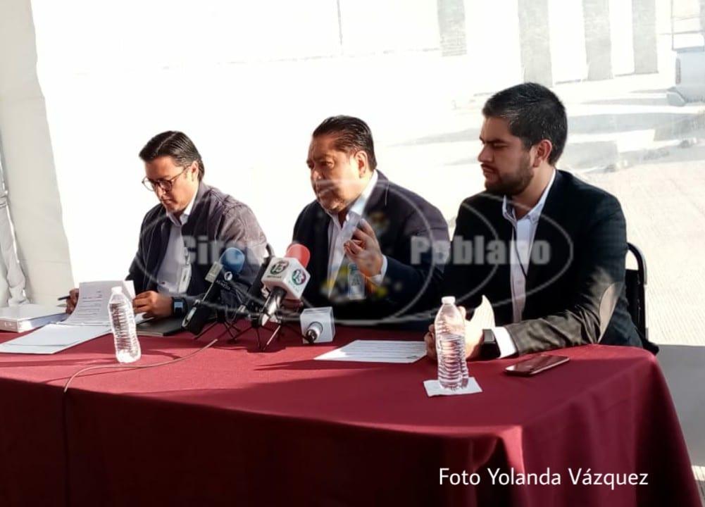 Por desatención de gobiernos anteriores en el tema del transporte publico se estará revisando la condición en que el transporte publico  circula: Guillermo Arechiga