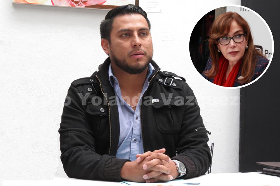 Militantes de Morena dan su respaldoa Alfonso Ramírez Cuéllar para que continúe como dirigente nacional interino de Morena