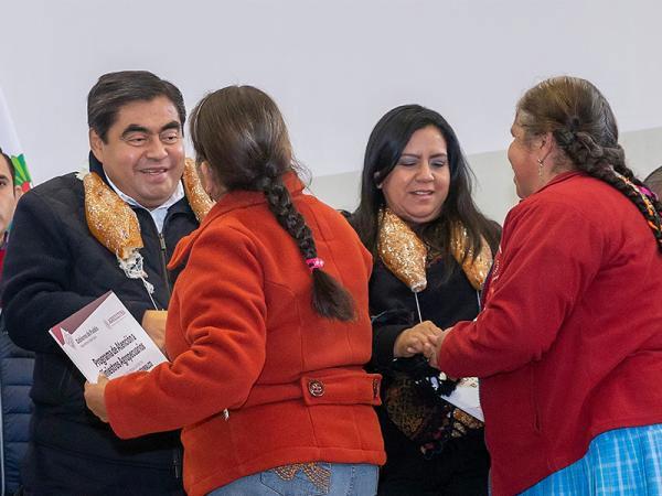 Ver al campo como un polo de desarrollo, compromiso del Gobierno del Estado: Miguel Barbosa