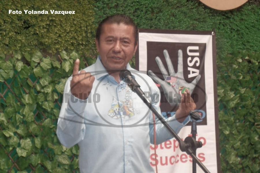 En México tenemos cinco pandemias en lo referente a enfermedades: Eugenio Bravo