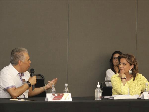 Acuerdan acciones conjuntas empresarios y gobierno del Estado de Puebla en favor de la sociedad