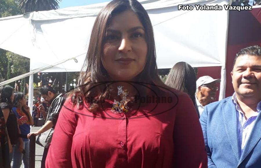 Claudia Rivera considera como mezquinos y vulgares a quienes se cuelgan de la tragedia de los jóvenes asesinados con fines políticos