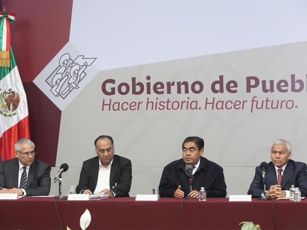Delincuencia penetró a la policía de Puebla: MBH