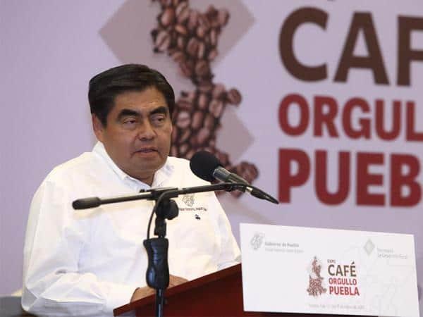 Feria de Puebla se pospone para noviembre, anuncia Barbosa Huerta