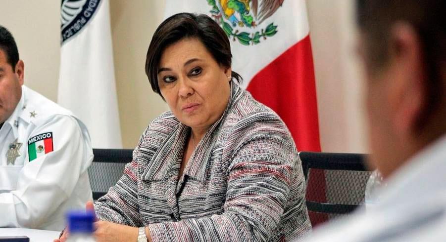 Lourdes Rosales Martínez a cumplido con su Trabajo encomendado como Secretaria de Seguridad Pública del Municipio de Puebla: Ciudadanía