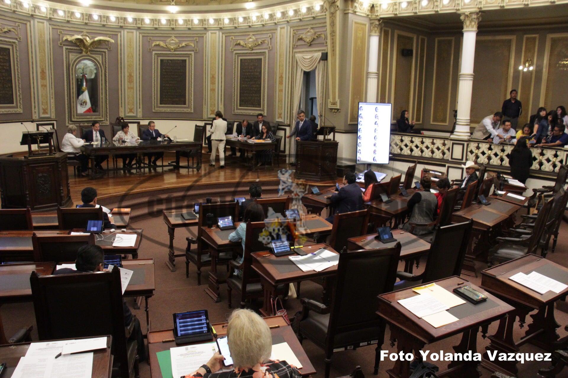 Por unanimidad Congreso apruebaMesa Directiva para el Siguiente Periodo de Sesiones que iniciara el 16 de marzo para concluir el 14 de septiembre