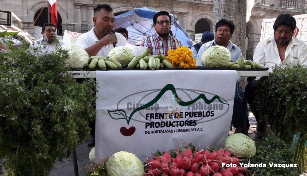 Productoresde Hortalizas y Legumbres solicitan que estos productos se agreguen a despensas que se entregan de parte del Gobierno