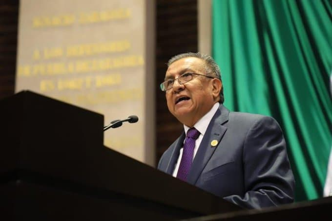 Entrevista al Diputado Federal, Saúl Huerta Corona