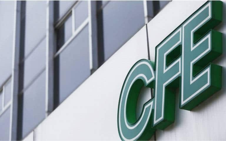 Contratos de WHITEWATHER con CFE