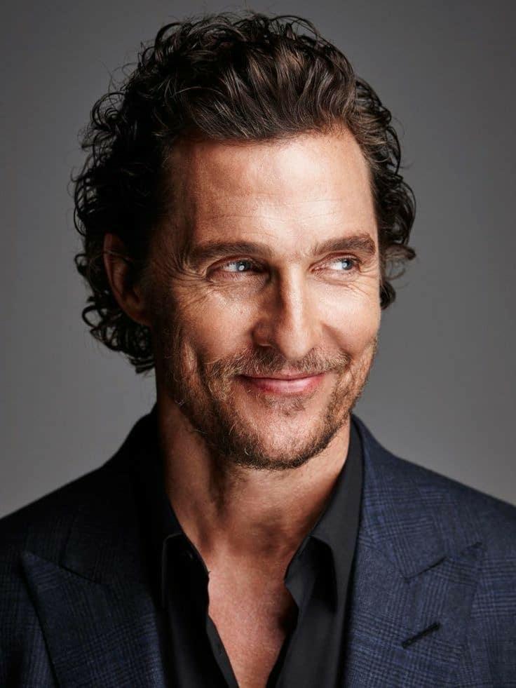 Mathew McConaughey cae muy bien.
