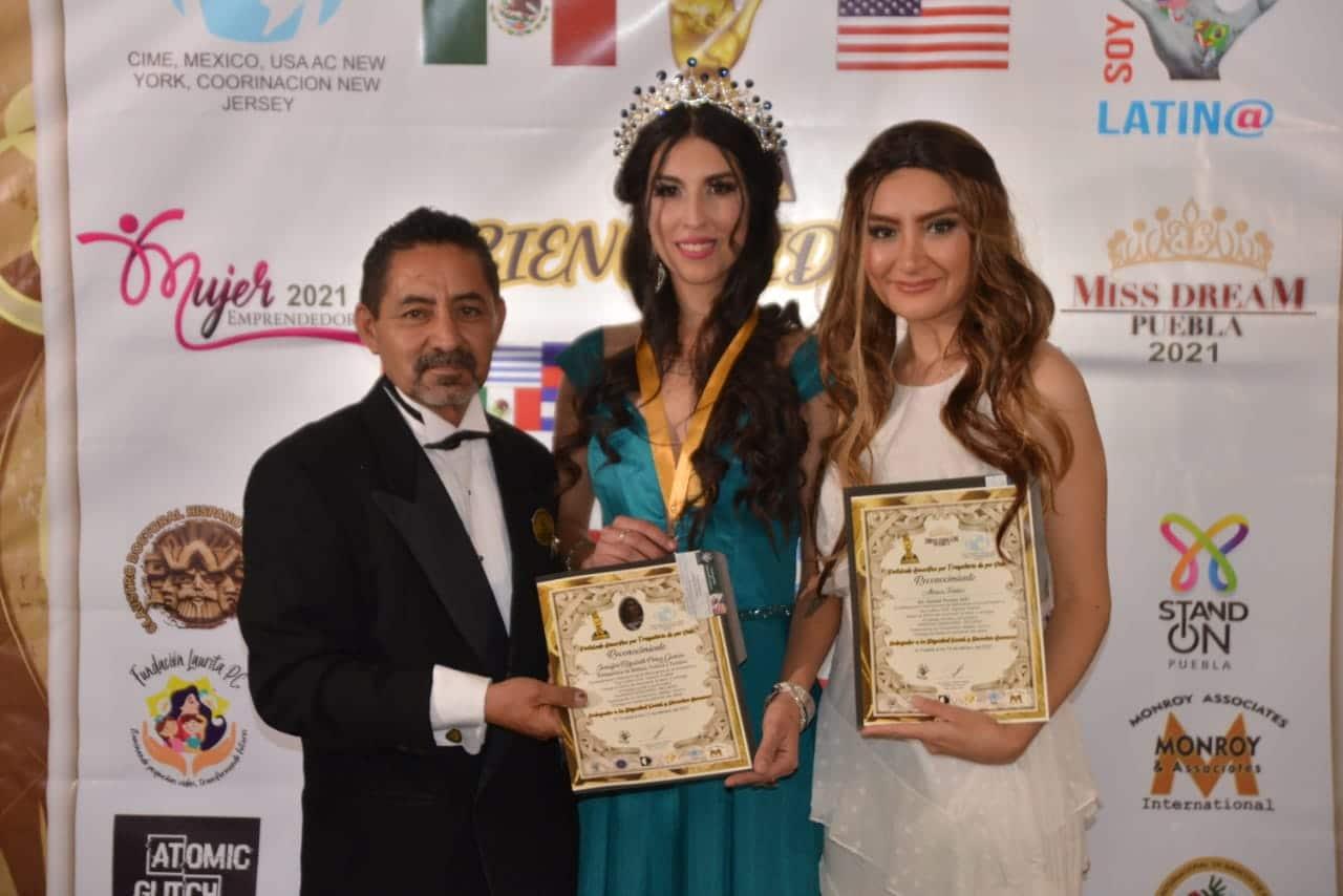 Miss Dream Puebla 2021 Jenifer Pérez