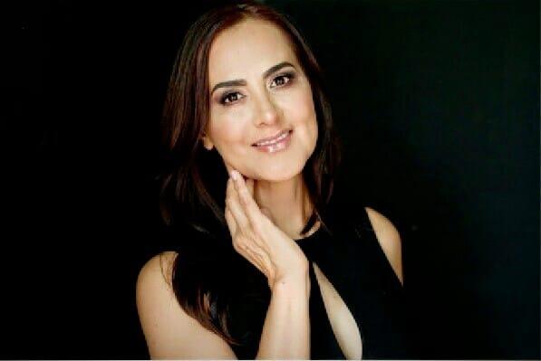 Geraldine González Secretaria de las Mujeres de Fuerza X México de Puebla