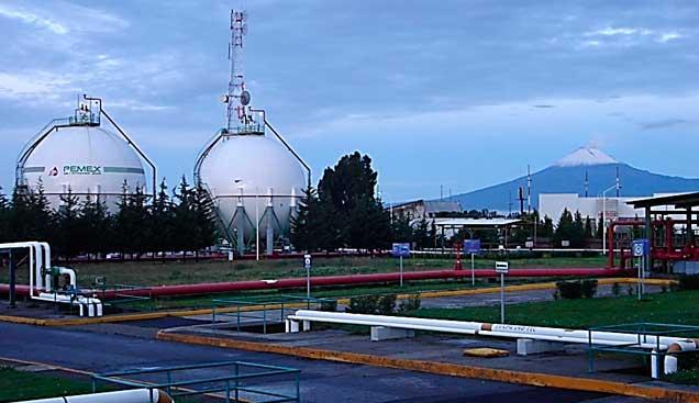 Terminal de Distribución de Gas Licuado de PEMEX en Puebla cumple 43 años de operaciones