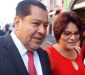 A los Arechiga, Barbosa  los corrió del gobierno por corruptos