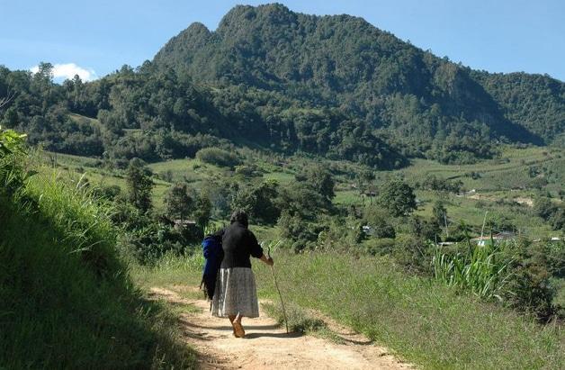 La Sierra Norte de Puebla nuevamente golpeada por Fenómenos Naturales