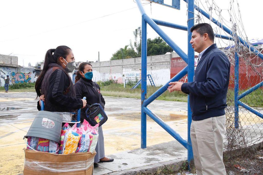 EDUARDO RIVERA PÉREZ REFRENDA SU COMPROMISO DE CORREGIR EL RUMBO EN LA COLONIA VIVEROS DEL VALLE
