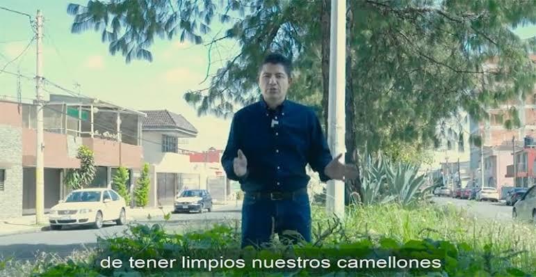 EDUARDO RIVERA PÉREZ ANUNCIA INTERVENCIÓN ESPECIAL A CAMELLONES