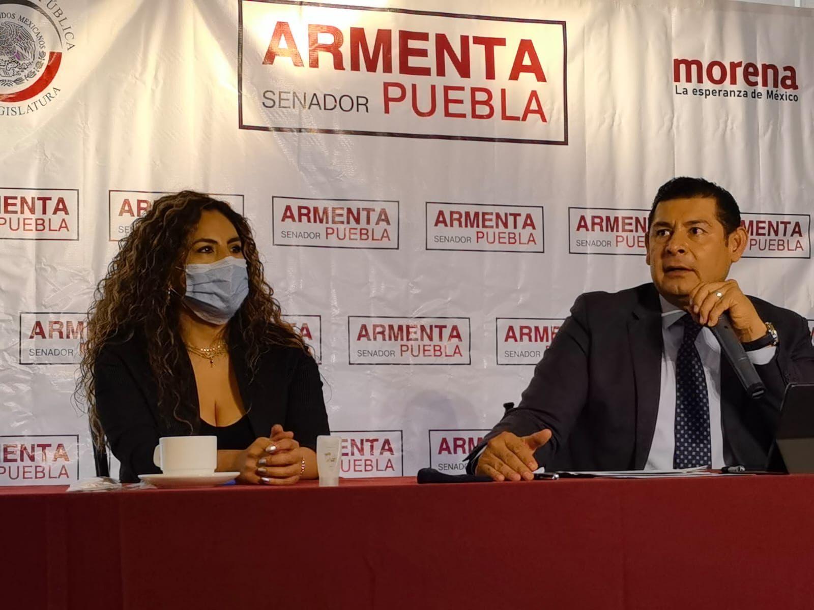 REVOCACIÓN DE MANDATO, ERRADICA PRÁCTICAS ABUSIVAS: ARMENTA