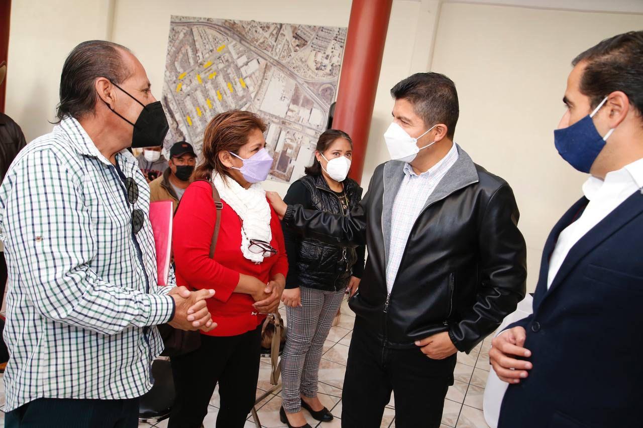 IMPULSA EDUARDO RIVERA PÉREZ PLAN MAESTRO PARA LA CENTRAL DE ABASTO